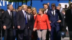 США підтвердили принцип колективної безпеки НАТО - Столтенберґ. Відео