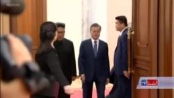 استقبال واشنگتن از نتیجۀ دیدار میان رهبران هردو کوریا