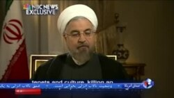 روحانی از عدم حمله نظامی آمریکا به داعش ناراحت است؟