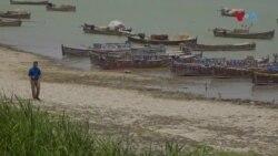 عالمی یومِ ماحولیات: دریائے سندھ میں پانی کے بجائے ریت، زراعت تباہ