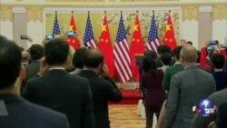 川普盛赞与习近平北京会谈成果