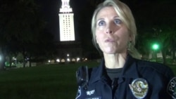 Daughter of Policeman Who Shot Texas Sniper Carries on his Legacy