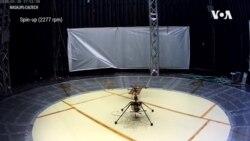 NASA Planning Mars Launch