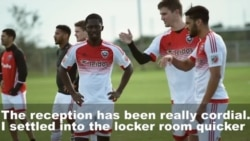 Ghana's Nyarko Has New Start With D.C. United