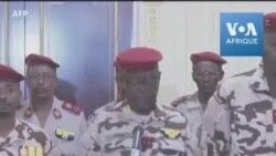 Bakonzi ba mampinga basakoli liwa lya maréchal Idriss Deby na Tchad