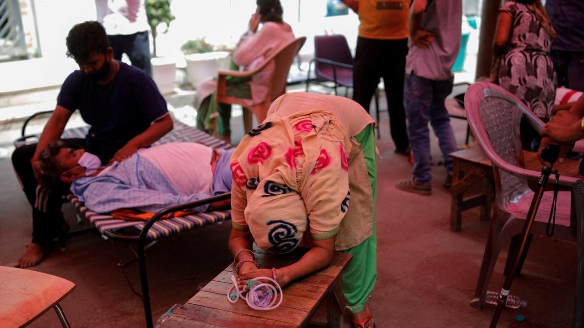 Jumlah Kasus Baru COVID di India Sedikit Menurun