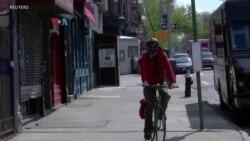 Hindari Transportasi Umum, Banyak Warga AS Beli Sepeda