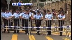 VOA60 Duniya: Masoya Dimokaradiya a Hong Kong Nata Zanga-Zanga, Satumba 30, 2014