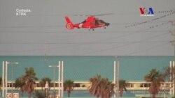 Dos muertos al estrellarse helicóptero en Houston