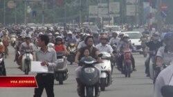Cứ 10 ngày, mới có 1 ngày dân Hà Nội được hít thở không khí sạch