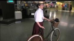 Bersepeda Setara dengan Kebebasan bagi Perempuan Amerika Abad Ke-19