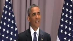 奧巴馬呼籲美國人支持伊朗核協議