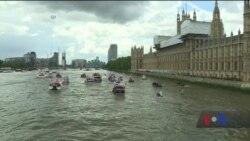 Голосування щодо Брекзиту викрило низку глибоких політичних розбіжностей у Британії. Відео