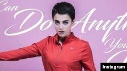 مائده هژبری ۱۷ ساله در ماههای اخیر هزاران نفر طرفدار در اینستاگرام جمع کرده بود.