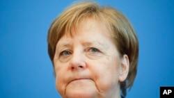 Angela Merkel, nemačka kancelarka (Foto: AP Photo)