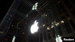 په توکیو کې د اپل شرکت پلورنځی