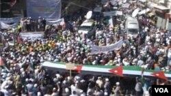 عمان میں حزب اختلاف کا مظاہرہ