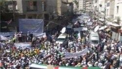 Opposition Protest in Jordan