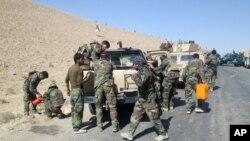 په کندز کې چارواکي وایي چې د ښار ډیره برخه د افغان امنیتي ځواکونو لاس ته ورغله ده خو لا هم جنګ په بشپړه توکه پای ته نه دی رسیدلی