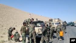 سید سرور حسینی سخنگوی قوماندانی امنیه کندز به می گوید که شهر از وجود طالبان تصفیه شده است.