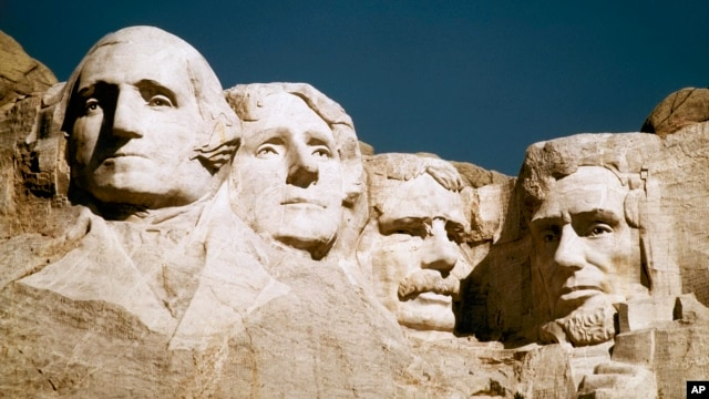 Washington has three birthdays and other presidential fun for Mount rushmore history facts
