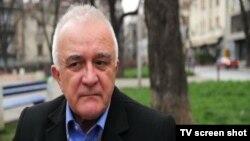 Dušan Janjić iz Foruma za etničke odnose , Foto: VOA