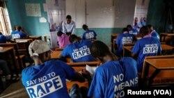 Fyade: Say No To Rape
