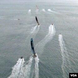 Volvo Ocean Race: Atlantikom uz duž i poprijeko