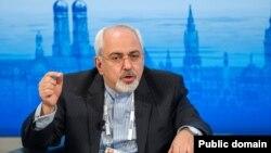 عکس از آرشیف صدای امریکا: محمد جواد ظریف، وزیر خارجۀ ایران