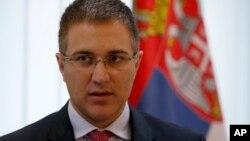 Nebojša Stefanović, ministar odbrane