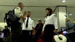 2018-08-03 美國之音視頻新聞: 澳洲與新西蘭消防員飛往加州參與山火灌救