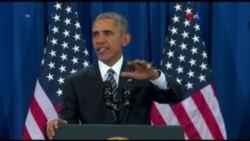 Análisis del discurso de Obama sobre seguridad nacional