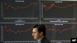 世界股市上涨
