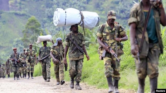 DRC M23