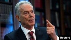 Mantan PM Inggris Tony Blair