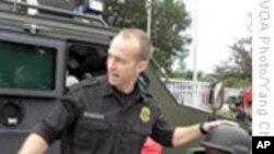 美国马州蒙县警察社区开放日活动增强警民关系