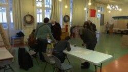 法國市長選舉按計劃舉行