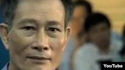 Blogger Điếu Cày, một trong những tên tuổi hàng đầu trong danh sách những nhà hoạt động ôn hòa mà thế giới thúc giục Hà Nội trả tự do