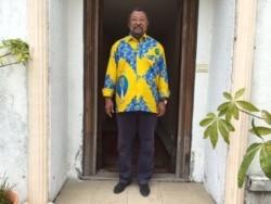 Jean Ping, interview exclusive avec l'envoyé spécial de VOA à Libreveille, Idriss Fall