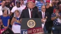 Трамп заявив, що побудує стіну на кордоні з Мексикою, навіть якщо для цього доведеться зупинити роботу уряду. Відео