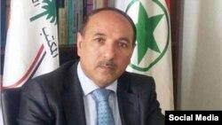 «احمد مولا ابوناهض» مشهور به «احمد نیسی»، ۵۴ ساله، موسس گروه «جنبش آزادىبخش الاحواز»