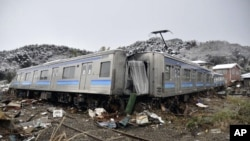 ورود تیم های امدادی جدید به جاپان