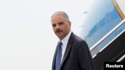 Jaksa Agung Amerika Eric Holder (Foto: dok).