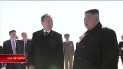 Kim Jong Un muốn đẩy nhanh phi hạt nhân hóa