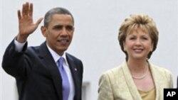 ایرلند شمالی، اولین مقصد سفر بارک اوباما به اروپا