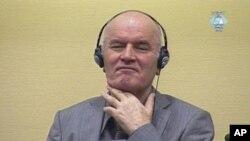 """Младиќ не поднесува жалба против """"гнасните"""" обвиненија"""