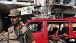 Талибан организовал теракт против военных США в Пешаваре