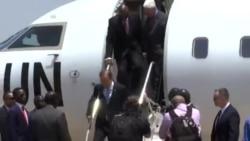 Ivyaranze Ban Ki-moon nk'Umurongozi wa ONU.