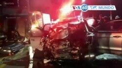 Manchetes mundo 31 agosto: Acidente em Seul mata quatro pessoas