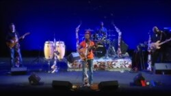 Music Alley Spotlight: Music Time in Africa -- Dobet Gnahore